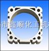 铝合金6063-T5铝合金SMC方型气缸管