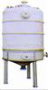 1-100锥底储罐,化工储罐,纯水储罐,钢塑复合储罐