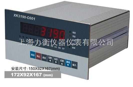 XK3190-C601控制儀表