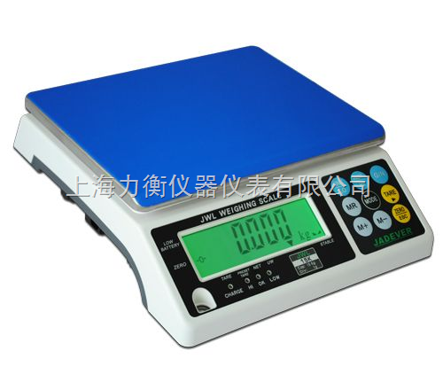 JWE(I)3公斤电子秤,计重型桌秤